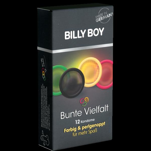 billy boy kondom mix 12 kondome im mix aus der. Black Bedroom Furniture Sets. Home Design Ideas