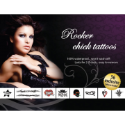Tattoo-Set «Rocker Chick»