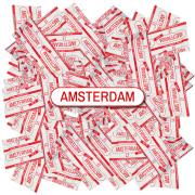 Amsterdam «RED» 100 Kondome