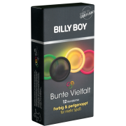 Billy Boy «Bunte Vielfalt» 12 Kondome