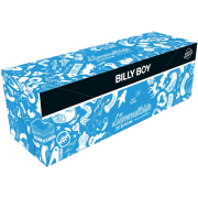 Billy Boy «Lümmelkiste» Feucht & Fröhlich, 50 Kondome (Vorratsbox)