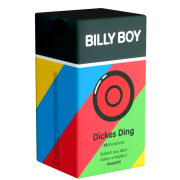 Billy Boy «Dickes Ding» 48 Kondome (Vorratspackung)