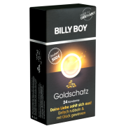 Billy Boy «Goldschatz» 24 gemischte Kondome