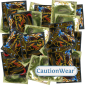 CautionWear «Dark Desire» 50 anatomisch geformte Kondome