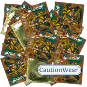 CautionWear «Silky Touch» 50 extra feuchte Kondome