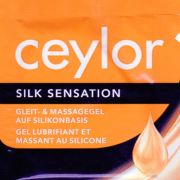 Ceylor «Silk Sensation» 3ml Gleit- und Massagegel