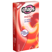 Chaps «Red Hot 9» Kondome