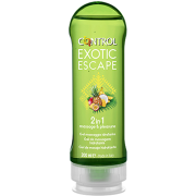 Control «Exotic Escape» 2-in-1 Gleit- und Massagegel, 200ml