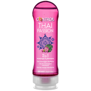 Control «Thai Passion» 2-in-1 Gleit- und Massagegel, 200ml