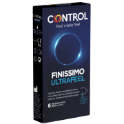 Control «Finissimo Ultra Feel» 6 ultradünne Kondome