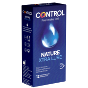 Control «Nature Xtra lube» - 12 besonders feuchte Kondome