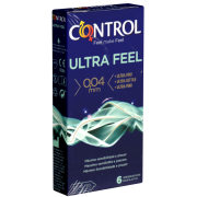 Control «Ultra Feel» 6 ultradünne Kondome
