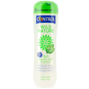 Control «Wild Nature» 3-in-1 Gleit- und Massagegel, 200ml