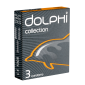 Dolphi «Collection» 3 verschiedene Kondome