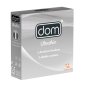dom® «Ultrathin» - 3 hauchzarte Kondome