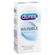 Durex «Invisible» - 10 Kondome
