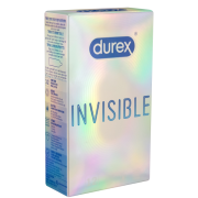 Durex «Invisible» Extra Sensitive - 12 Kondome
