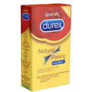 Durex «Natural Feeling» 12 latexfreie Kondome