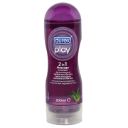 Durex «Play» 2in1 - Massage&Gleitgel Aloe Vera (200 ml)