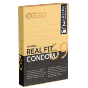 Real Fit Condom: anatomisch