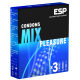 ESP Mix Pleasure (3 anregende Kondome)