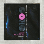 EROS «Oriental» Luxury Massage Gel 1,5ml Sachet zum Testen