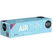 EXS Vorratspackung «Air Thin» 144 Kondome