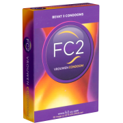 FC2 Female Latexfree Condom - 3 latexfreie Frauenkondome
