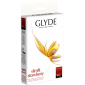 Glyde Ultra Slimfit Strawberry 10 schmale Condome