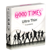GoodTimes «Ultra Thin» Sensitive - 3 gefühlsechte Kondome