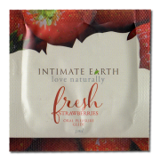 Intimate Earth «Fresh Strawberries» 3ml Gleitgel