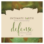 Intimate Earth «Defense» biologisches Gleitgel, 3ml