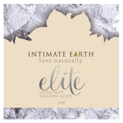 Intimate Earth «Elite» biologisches Gleit- und Massage Gel, 3ml