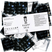 Kung «Super Thin» 144 superdünne Kondome Bulk-Pack