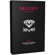 Level «Delicate» 24 Kondome