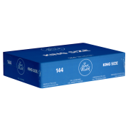LoveMatch «King Size» 144 extra breite Kondome, Vorratsbox
