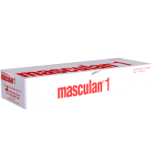 Masculan «Typ 1» (sensitive) 150 Kondome - Vorratsbox!