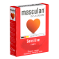 Masculan «Typ 1» (sensitive) 3 Kondome