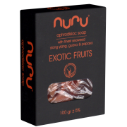 NURU «Exotic Fruits» Aphrodisiac Soap, 100g