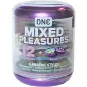 ONE «Mixed Pleasures» 12 Kondome inkl. Box