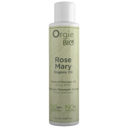 Orgie BIO «Rose Mary» veganes Massage-Öl mit Glossy-Effekt 100ml