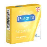 Pasante «Naturelle» (Natural Fit) 3 Kondome