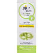 pjur® MED Repair Glide - With Regenerative Hyaluron, 2ml Sachet