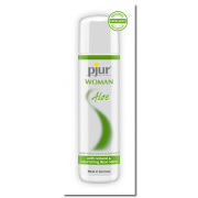 pjur® WOMAN ALOE Waterbased Personal Lubricant - Natural & Nourishing, 2ml Sachet