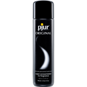 pjur® ORIGINAL Silicone Personal Lubricant - Super Concentrated & No Fragrance, 100ml