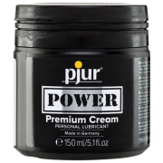 pjur® POWER Premium Cream Personal Lubricant, 150ml