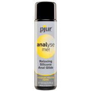 pjur® ANALYSE ME! Relaxing Silicone Anal Glide - Maximum Relaxing, 100ml