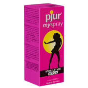 pjur® mySpray Stimulation Spray, 20ml