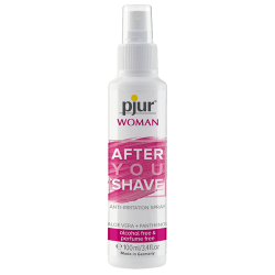 pjur® WOMAN After You Shave - Aftershave für Frauen, 100 ml