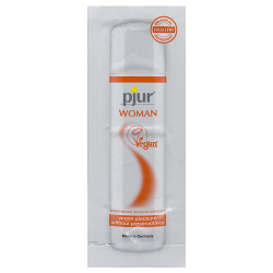 pjur® WOMAN VEGAN - Waterbased Personal Lubricant 2 ml